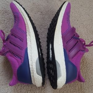21a5539d2 adidas Shoes - RARE Adidas Ultra Boost Flash Pink Womens size 8